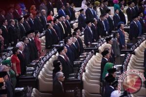 DPR tak kecewa Jokowi belum tandatangani prasasti