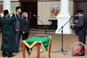 Penggantian Pejabat Banten