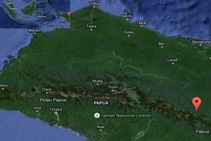 Trigana IL 257 diduga hilang di Gunung Tangok