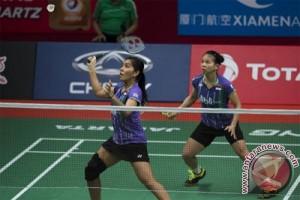 Greysia/Nitya berusaha nikmati putaran semifinal Prancis