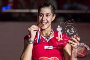 Carolina Marin Juara Dunia