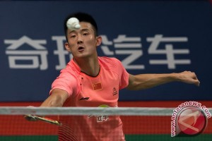Chen Long mundur dari Indonesia Open karena cedera punggung