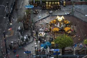 Thailand buru dua tersangka utama bom Bangkok di Kamboja