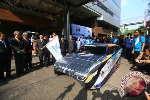Mobil Surya ITS selesaikan rute Darwin-Adelaide
