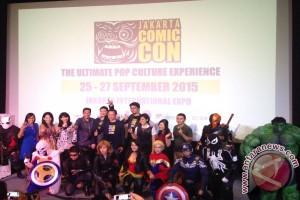 Anime Festival dihelat bersama Jakarta Comic Con 2015