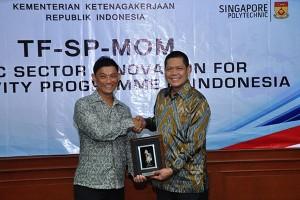 RI-Singapura kerja sama tingkatkan kompetensi PNS
