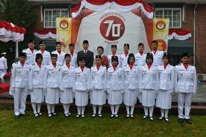 Hari Indonesia disambut meriah di Krakow, Polandia