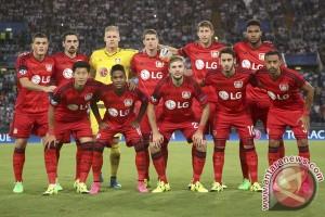 Leverkusen pecundangi Spurs 1-0 di Wembley