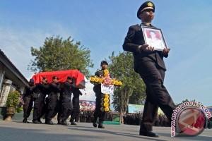 Jenazah AKP Bryan diterbangkan ke Manado