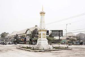 28 drainase di Yogyakarta terganggu