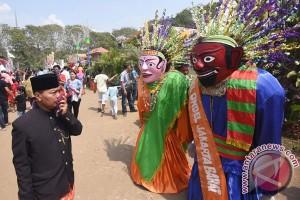 Kawasan budaya Setu Babakan bakal diperluas