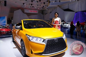 Toyota pamerkan Yaris Legian modifikasi tanpa atap