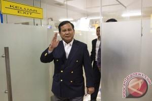 Sejumlah tokoh temui Prabowo Subianto