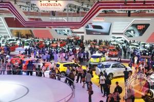 Kegembiraan ala Honda di GIIAS 2015