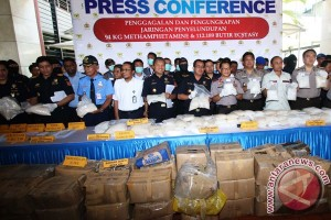 Indonesia Seeks China's Cooperation To Stop Drug Trafficking