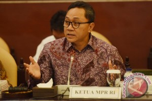 Ketua MPR minta pemerintah pastikan harga pangan terjangkau