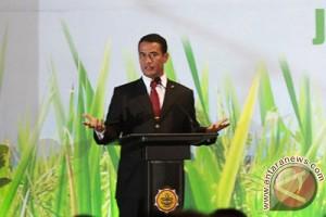 Wapres hadiri rakor di Kementerian Pertanian