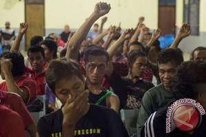 Delapan WNI dideportasi Malaysia ke Batam