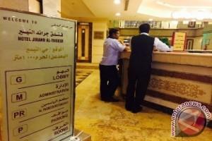 Calon haji Indonesia mulai masuk Makkah, Minggu