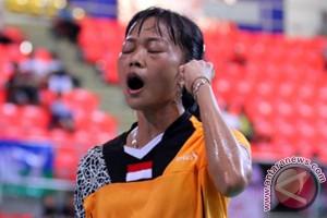 Tunggal putri Indonesia tidak tersisa di Balikpapan