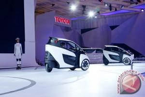 Toyota promosikan teknologi ramah lingkungan secara bertahap