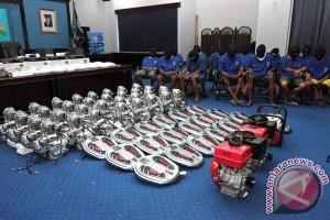 Polisi Australia sita 321 kg shabu
