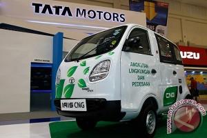 GIIAS tampilkan pick upTata Ace &  Iris bahan bakar CNG