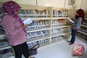 Orang Jogja paling sering kunjungi perpustakaan
