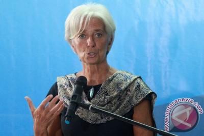 Di Jakarta bos IMF ingatkan dunia bahaya naiknya risiko ekonomi