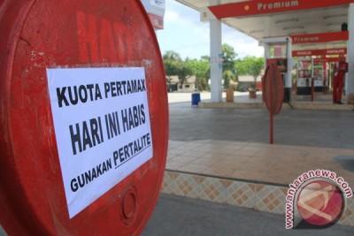 Pertamina siapkan 13 SPBU pertalite di Balikpapan