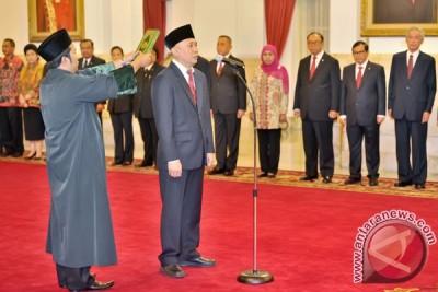 Pelantikan Kepala Staf Presiden