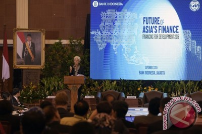 BI-IMF: pembiayaan infrastruktur dapat atasi masalah pembangunan