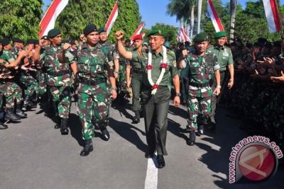 Kunjungan Kasad TNI AD