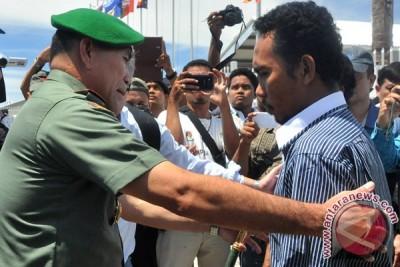 Mayor Inf Jhon de Fretes tewas diserang OPM