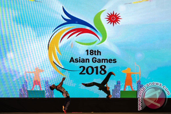 Asian Games Pembukaan