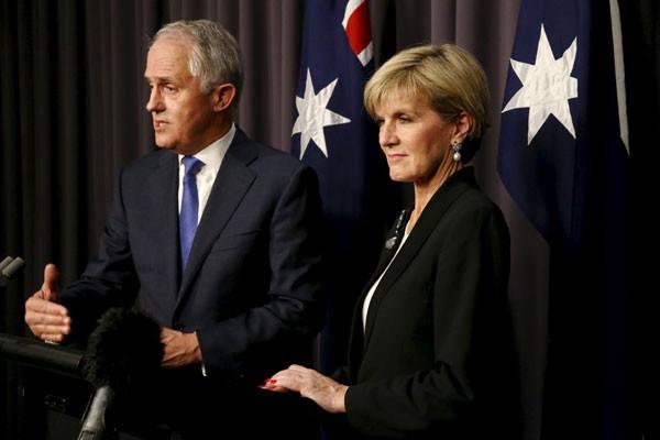 Kisah Tony Abbott digulingkan Malcolm Turnbull