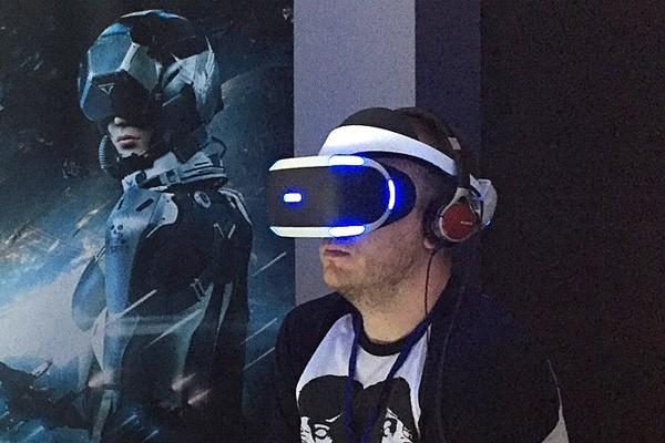 Sony ubah nama Project Morpheus jadi PlayStation VR