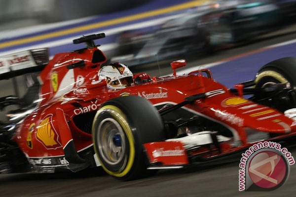 Vettel enggan bicarakan kontrak