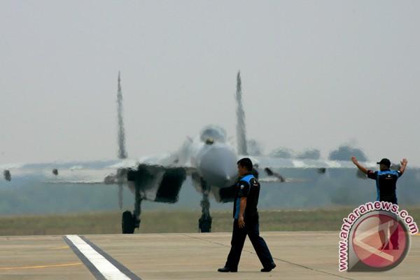 Menhan: Sukhoi Su-35 tidak diadakan sekaligus
