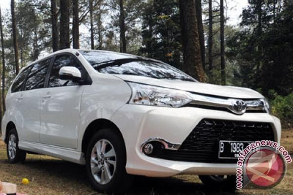 Avanza tetap perkasa pimpin penjualan Toyota di GIIAS 2017