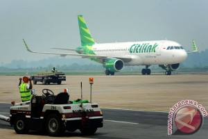 Citilink terbangi Pekanbaru-Bandung pakai pesawat baru