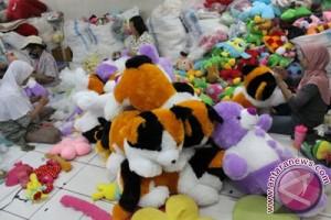 Pengusaha boneka Bekasi incar pangsa pasar dewasa