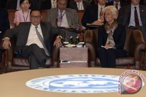 Christine Lagarde akan calonkan diri untuk ketua IMF periode kedua