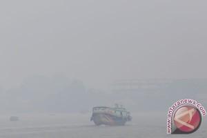 Kabut asap mulai singgahi Singkawang