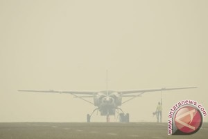 BLHD: udara di Jambi kategori berbahaya