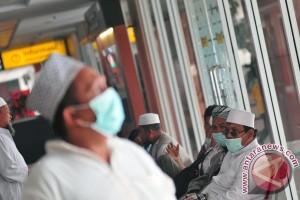 Bencana asap - Bandara Pekanbaru lumpuh lagi