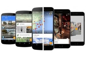 Google luncurkan dan perbaharui aplikasi Street View