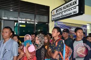 Malaysia usir 69 TKI ilegal melalui Nunukan