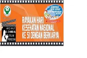 Kementerian Kesehatan adakan lomba film pendek