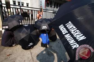 Kontras sebut kasus Munir ujian untuk Jokowi